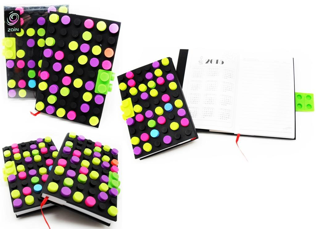 Silicone Cover Notebook